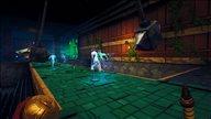《幻影深渊》最新截图 在险象环生的殿堂间寻找遗失的圣物