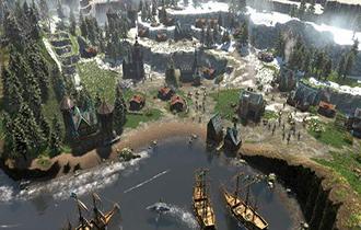 《帝國時代3:決定版》與原住民合作 準確展示歷史文化