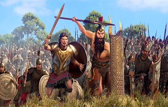 《全戰傳奇:特洛伊》新DLC公布 兩位傳奇戰士加入戰場