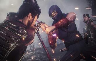 庆《忍龙合集》正式优游平台娱乐 《仁王2》推出忍龙联动幻化