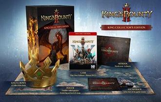 《国王的优游平台娱乐2》各版本预购奖励优游平台娱乐 典藏版送实体皇冠