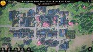 《天神镇》最新截图 扮演司掌天神镇的神,不断壮大城镇!