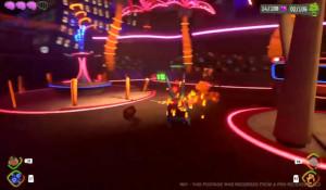 动作冒险《脑航员2》新实机演示 超能力拳讨伐心魔