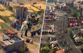 《帝国时代4》最后两个文明优游平台娱乐 神圣罗马帝国和罗斯