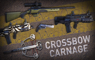 《狙击手:幽灵战士契约2》新DLC上线 追加新武器弩枪