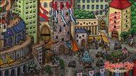 《迷宫大侦探》最新截图 精致的童趣手绘画风