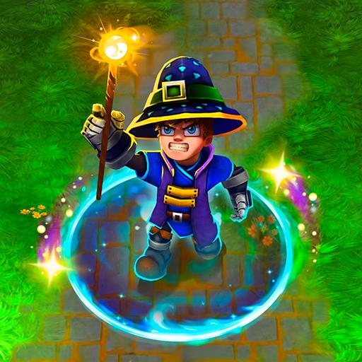 史诗魔法战士