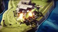 《毁灭战车》游戏最新截图公布 享受激情碰撞与对决