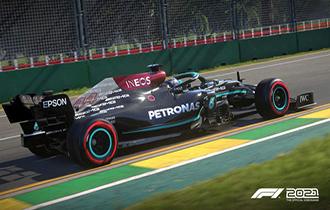 """赛车竞速《F1 2021》预告 """"制动点""""剧情横跨三赛季"""