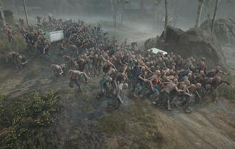 《往日不再》暴走潮数量扩增Mod 670个丧尸向你袭来