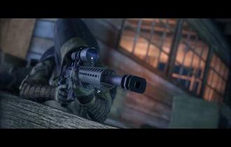《狙击手:幽灵战士 契约2》发售预告 化身冷面杀手