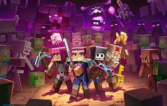 《我的世界:地下城》回音虚空DLC优游平台娱乐 7月28日推出