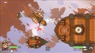 《云端掠影》 最新截图曝光 空中像素弹幕rpg