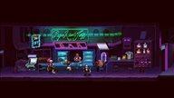 《刀锋战神》精美截图 2d科技像素风动作游戏
