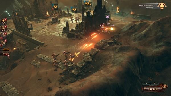 战锤40K:战斗区域截图2