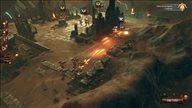 《战锤40K:战斗区域》精美截图 在晦暗世界进行无止境的战争