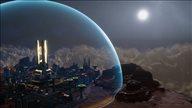 《天球:飞升之城》精美截图 飞翔的都市是人类最后的庇护所