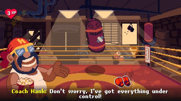 大男孩拳擊截圖6