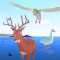 动物融合战场模拟器