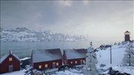 《直至北境》精美截图 雪地摩托的自由之旅