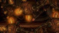《花之灵》吉卜力风截图 令人叹为观止的手绘艺术