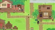 《桃叶海盗》最新截图 充满点击类游戏和模拟农场元素的游戏