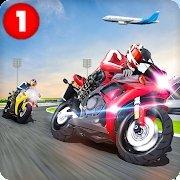 摩托车爱好者比赛