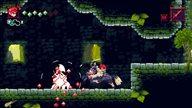 《弗林:绯红之子》截图 手绘风格的动作平台游戏