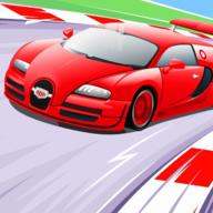 Zig Zag Racer