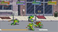 《忍者神龟:施莱德的复仇》最新截图 美丽的全彩像素艺术图形