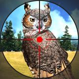 3D猫头鹰狩猎模拟
