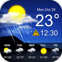坚果天气v1.1.2