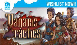 《Vanaris Tactics》上架Steam 结识盟友对抗压迫者