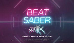 """音游《节奏光剑》新曲包""""Skrillex""""上线 优惠价60.7元"""