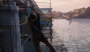 《神秘海域》高清复刻合集预告 2022年登陆PS5及PC