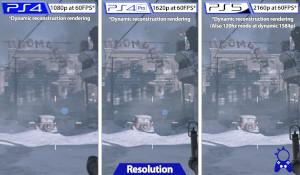 《使命召唤:先锋》PS平台B测对比演示 PS5仍无光追