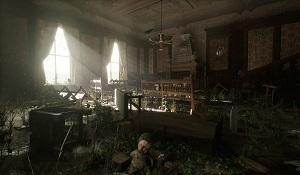 粉丝自制虚幻5《最后生还者2》场景 光影效果更真实