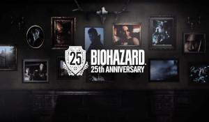 PS4《生化危机 25周年剧情收藏版》宣传片 11月发售
