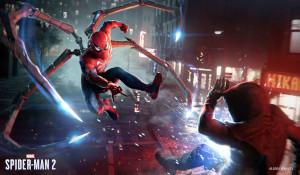 《漫威蜘蛛侠2》预告并非CG 官方证实为PS5实时运行