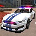 野马警车驾驶游戏2021v1