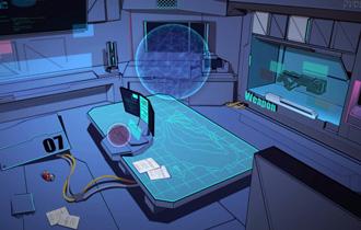 科幻策略《反图灵测试》开启EA 探索无尽测试的真相