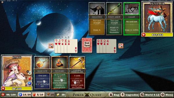 扑克任务截图3