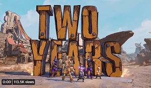 《无主之地3》官推庆祝发售两周年 纪念活动事件上线