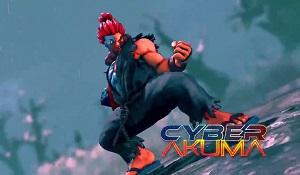 《街霸5:冠军版》将推出机械豪鬼皮肤 9月21日上线