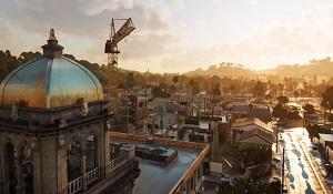 《孤岛惊魂6》4K/60帧演示 阴影效果真实、画质超高