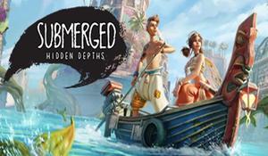冒险《淹没之城:隐藏的深度》上架Steam平台 发售期暂定