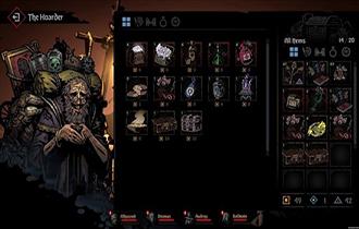 《暗黑地牢2》新玩法新角色公布 添加货币和燃烧机制