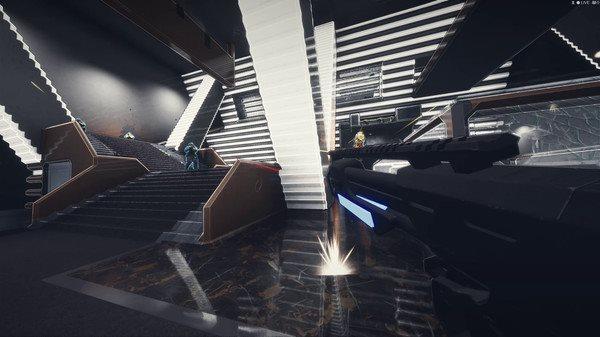 FPS《Severed Steel》Steam9月18日发售 支持简中插图7