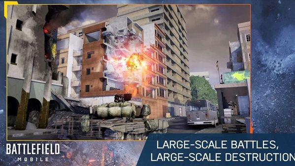 FPS《战地:移动版》部分地区预注册开启 采用内购方式插图5