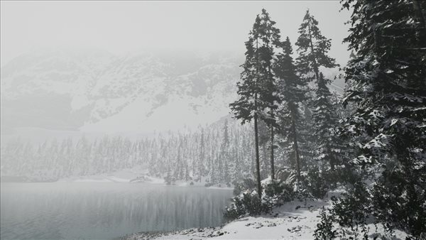 虚幻5打造《模拟美景摄影》上架Steam 2022年发售插图7